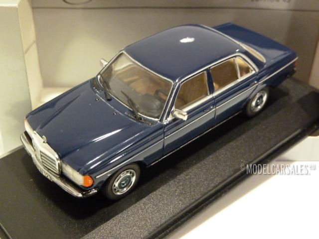 Mercedes Benz 200 E (W123) Beige interior 1:43 B66040073 MINICHAMPS ...