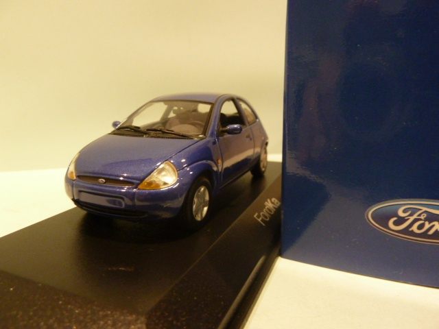 Ford Garage Eindhoven : Ford ka painted bumpers 1:43 433086403 minichamps modellauto zu