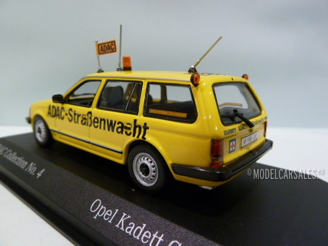 opel kadett d caravan 1 43 400044190 minichamps modellauto. Black Bedroom Furniture Sets. Home Design Ideas
