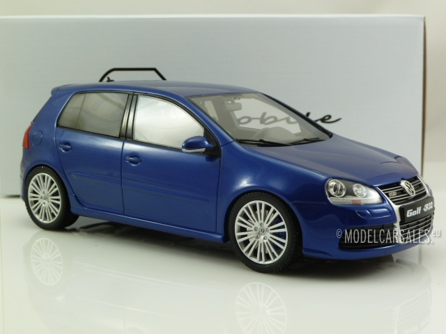 volkswagen golf v r32 blue metallic 1 18 ot192 otto mobile. Black Bedroom Furniture Sets. Home Design Ideas