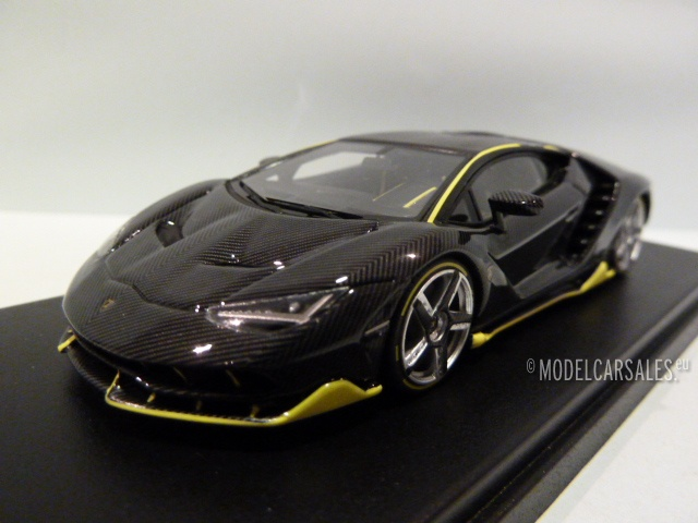 lamborghini centenario black carbonium decal w yellow 1. Black Bedroom Furniture Sets. Home Design Ideas