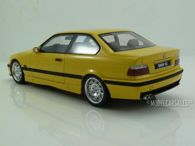 bmw m3 coupe e36 dakar yellow 1 18 ot666 otto mobile. Black Bedroom Furniture Sets. Home Design Ideas