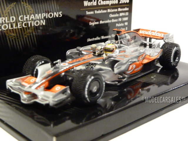 Mclaren Vodafone Mercedes MP4/23