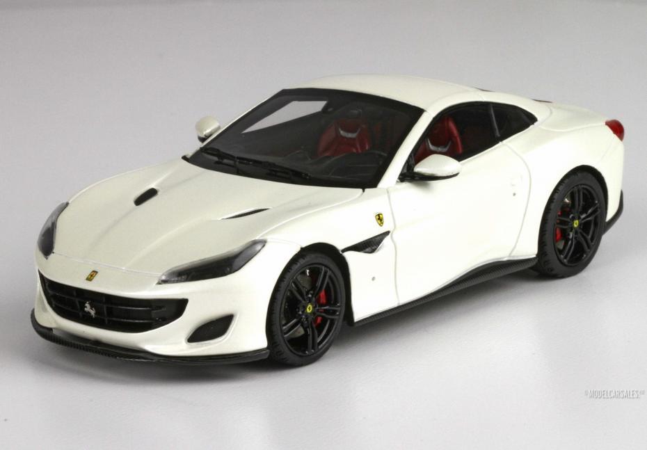 Ferrari Portofino Fuji White 1 43 Bbrc209c Bbr Modellauto Zu Verkaufen