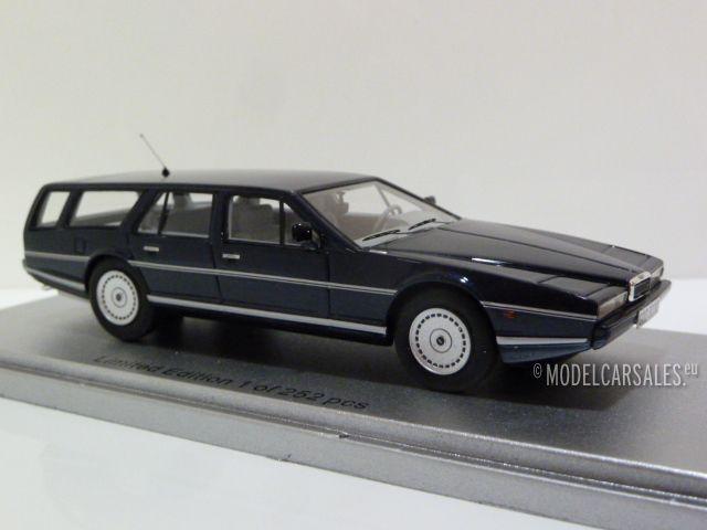 Aston Martin Lagonda Shooting Brake Blue Metallic 1 43 Ke43047000 Kess Scale Models Modellauto Zu Verkaufen