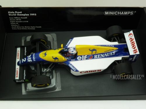 Williams Renault FW15C