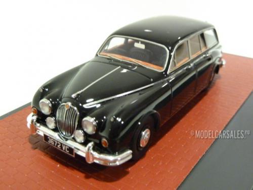 jaguar mk2 country estate black 1 43 mx41001 111 matrix. Black Bedroom Furniture Sets. Home Design Ideas
