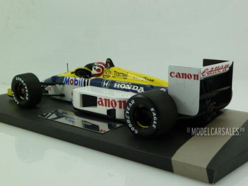 Williams Honda FW11